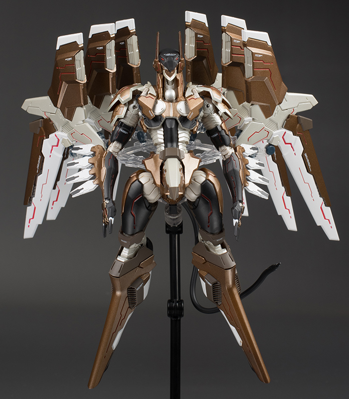 New Full Detailed Review  Riobot Zone Of The Enders Anubis