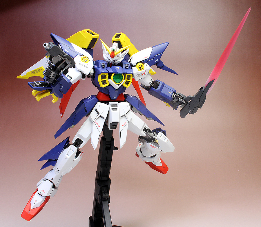 14+ Wing Gundam Fenice Rinascita Hg Wallpapers 17