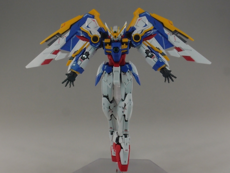 18+ Gundam Wing Rg Review Pictures 11