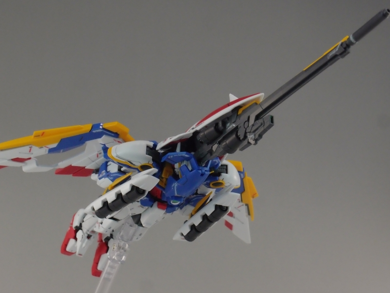 18+ Gundam Wing Rg Review Pictures 4