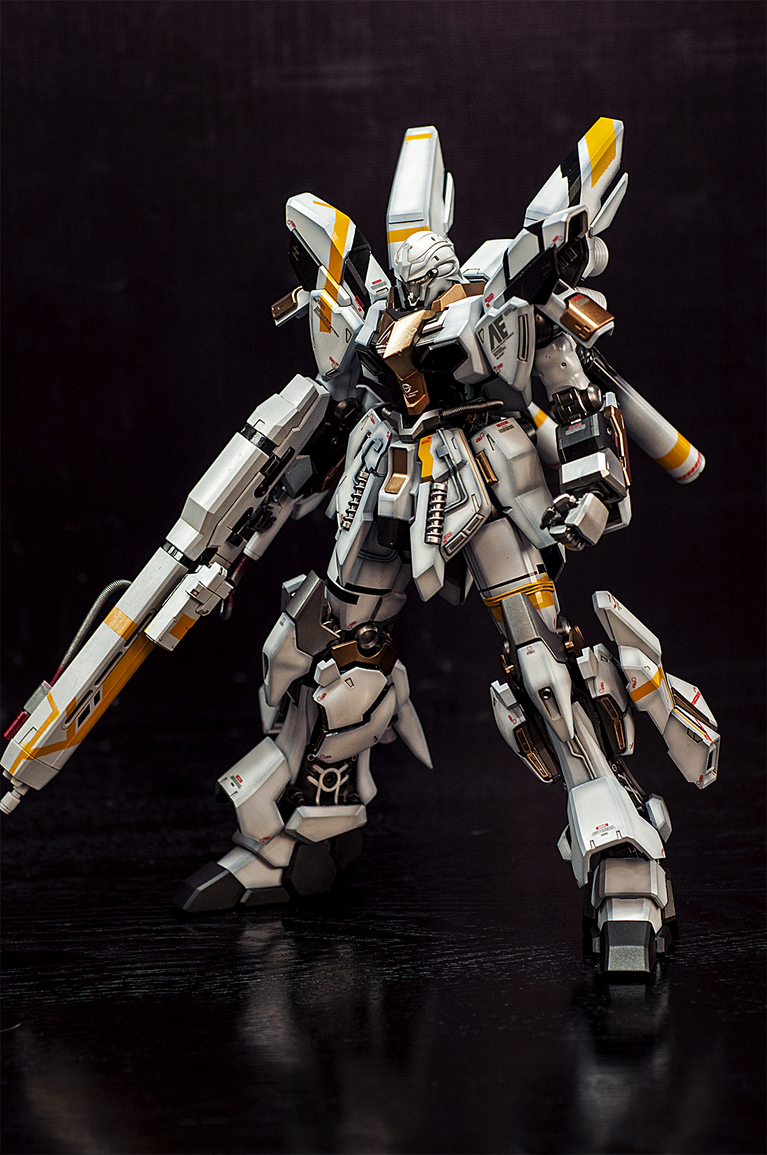 Al Com Mobile >> TED (Nguyễn Tất Thành)'s Prototype Mobile Suit ASSIMOV [MG ...