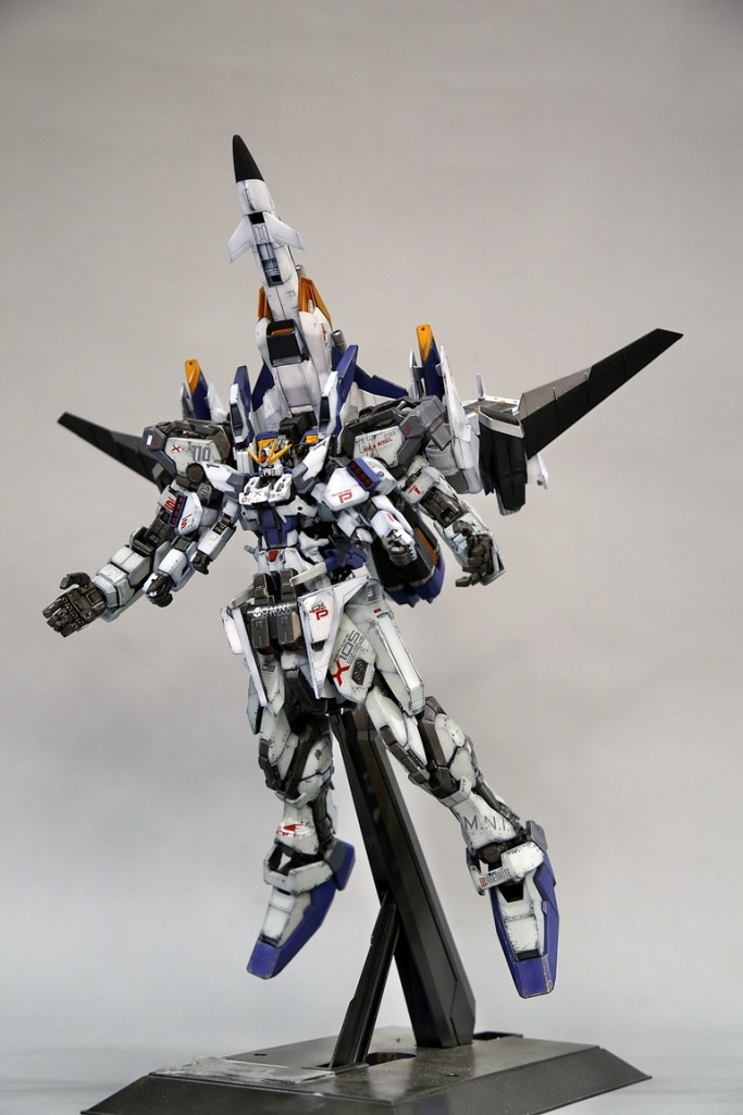 pteamvn's Custom 1/144 Build Strike Gundam R Ver.Mk-VI