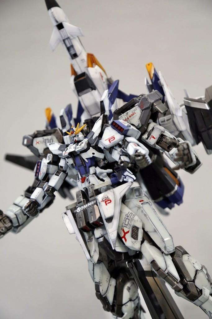 pteamvn's Custom 1/144 Build Strike Gundam R Ver.Mk-VI