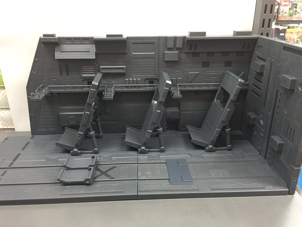 YS_HONTEN's REVIEW: P-Bandai Realistic Model Series White Base Catapult Deck for 1/144 HGUC Series, Images, Info, LINK