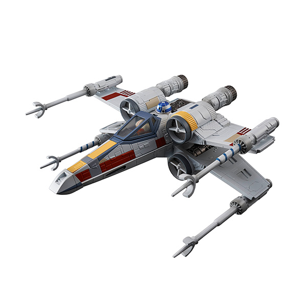 MEGAHOUSE x Star Wars: Variable Action D-Spec X-WING STARFIGHTER