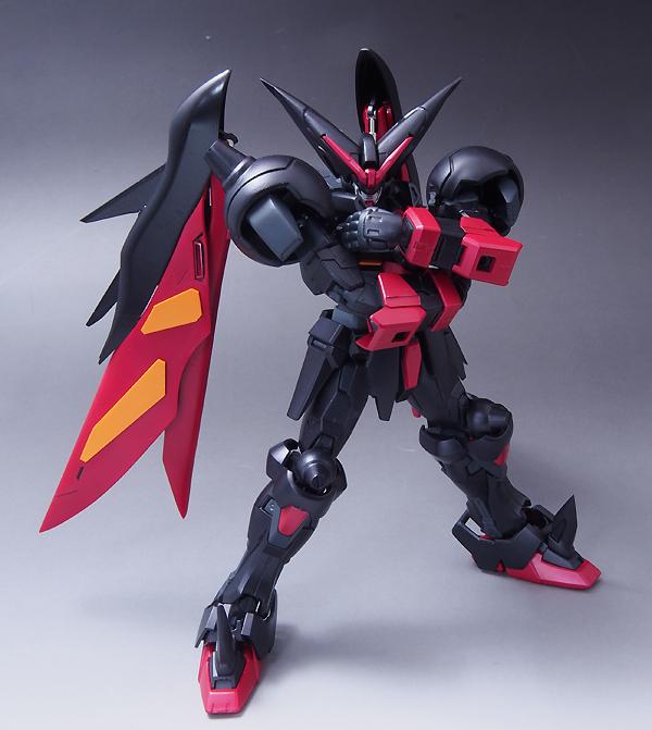 master gundam custom