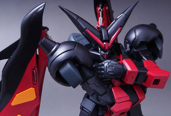 master gundam custom review