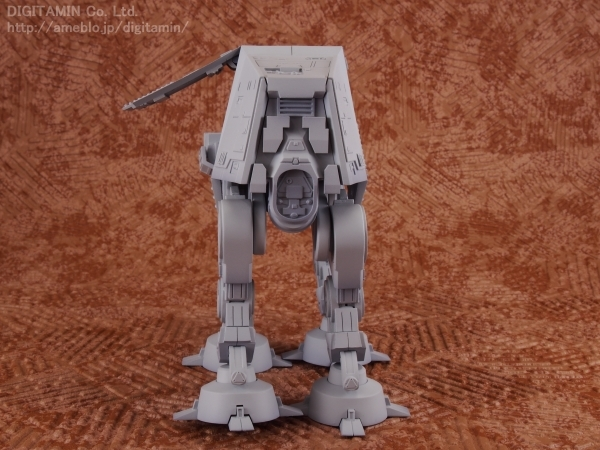 DIGITAMIN's Sample REVIEW: Megahouse x Star Wars Variable Action D-Spec AT-AT No.24 Images, Info Release