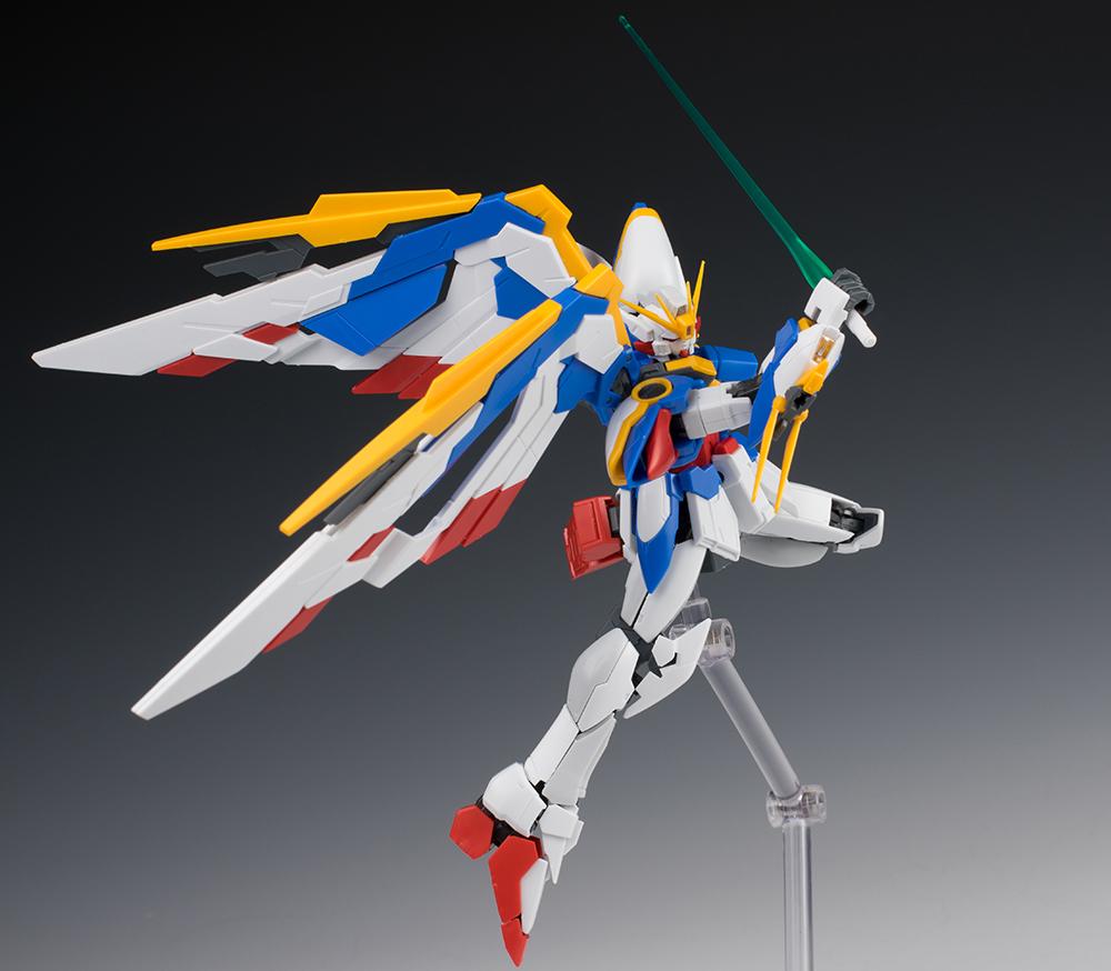 Full Detailed Review Rg 1 144 Wing Gundam Ew No 64 Big Size Images Gunjap
