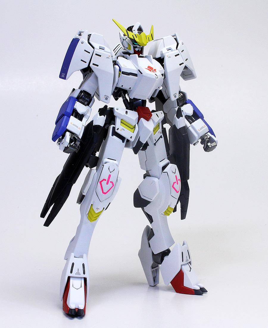 TAI's Work: HGIBO 1/144 Gundam Barbatos 6th Form, Big Size Images ...