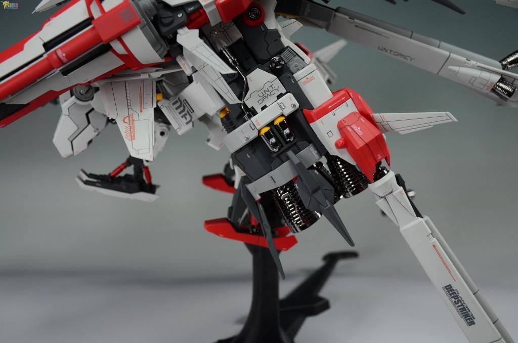 比姿向前走's 1/100 MSA-0011[Bst] PLAN303E Deep Striker: Photo Review, Full Info