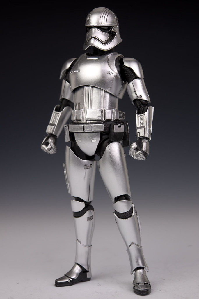 FULL REVIEW S.H.Figuarts CAPTAIN PHASMA [Star Wars The Force Awakens]