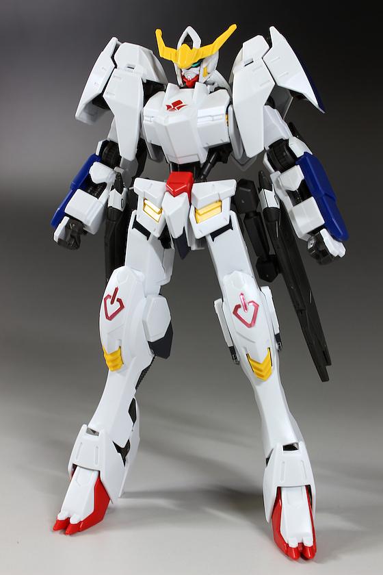 Full Review Hgibo 1 144 Gundam Barbatos 6th Form No 57 Images Info Gunjap