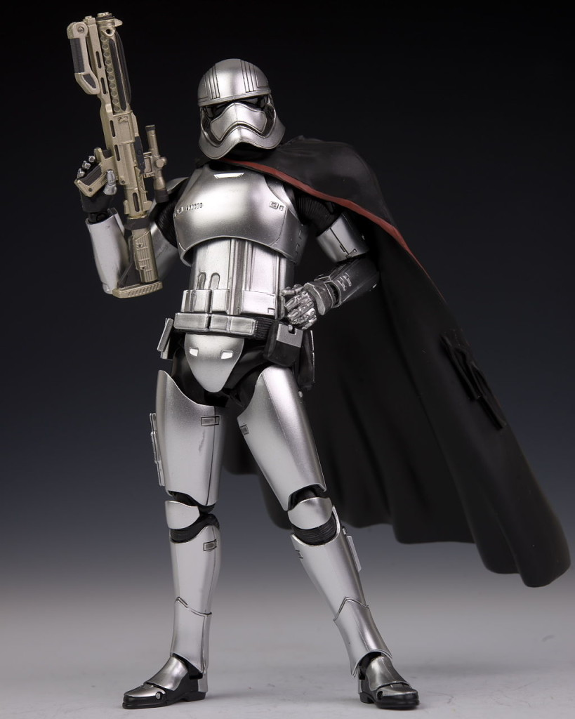 FULL REVIEW S.H.Figuarts CAPTAIN PHASMA [Star Wars The Force Awakens] No.34 Big Size Images