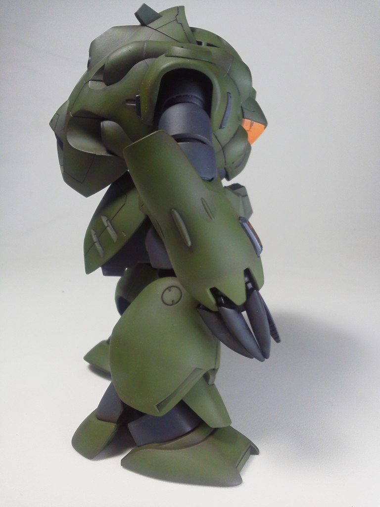 ZITANIC's Custom 1/144 Z'Gok G (Gusion) Iron-Blooded Cyclops Squad 1: Full Photo Review No.17 Big Size Images, Info