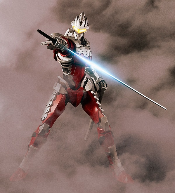 P-Bandai Tamashii Exclusive ULTRA-ACT × S.H.Figuarts ULTRAMAN SUIT ver 7.2 : Many Big Size Official Images, Info Release
