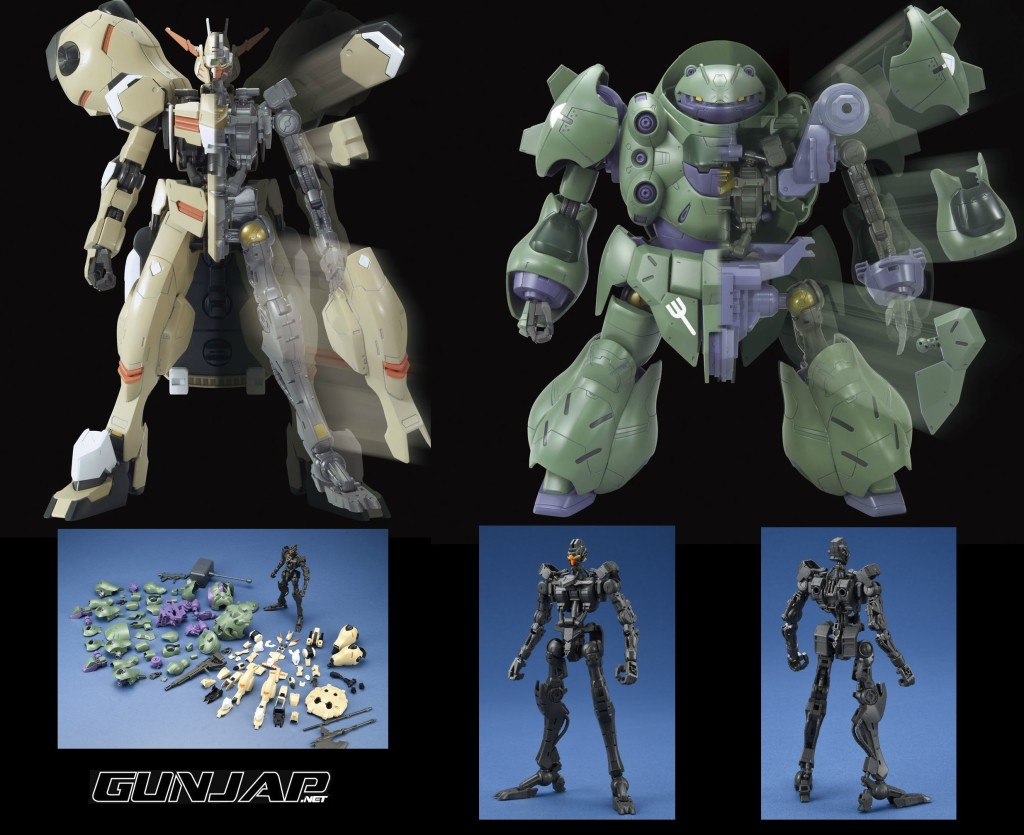 [SAMPLE REVIEW] 1/100 GUNDAM GUSION / GUNDAM GUSION REBAKE: A LOT OF IMAGES, Info Release