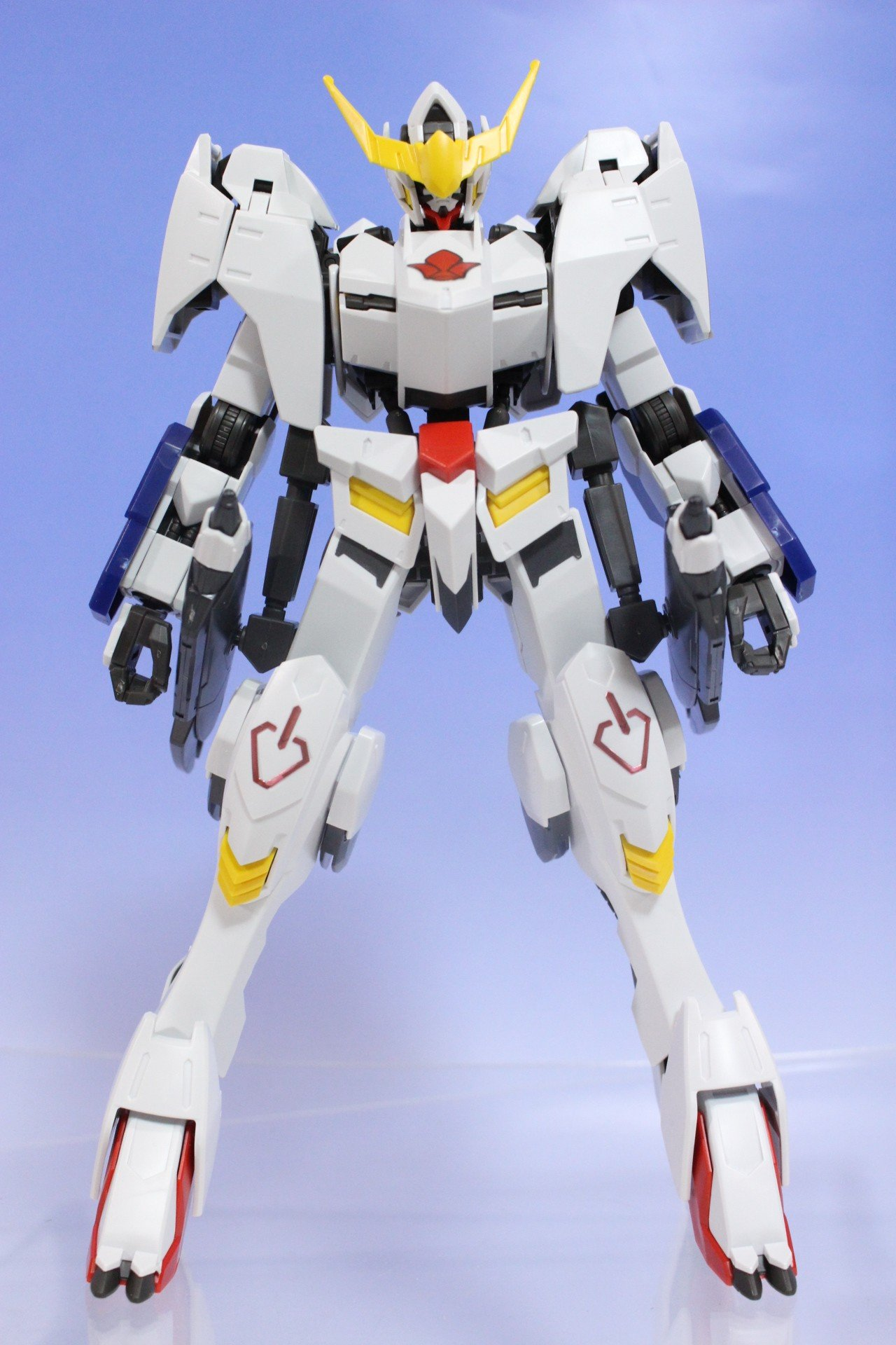FULL REVIEW] 1/100 GUNDAM BARBATOS 6TH FORM: No.67 Big Size Images ...