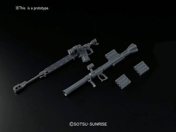 HG GTO 1/144 MS-05 Zaku I [Denim / Slender Unit]: Just Added First Official Images, FULL INFO
