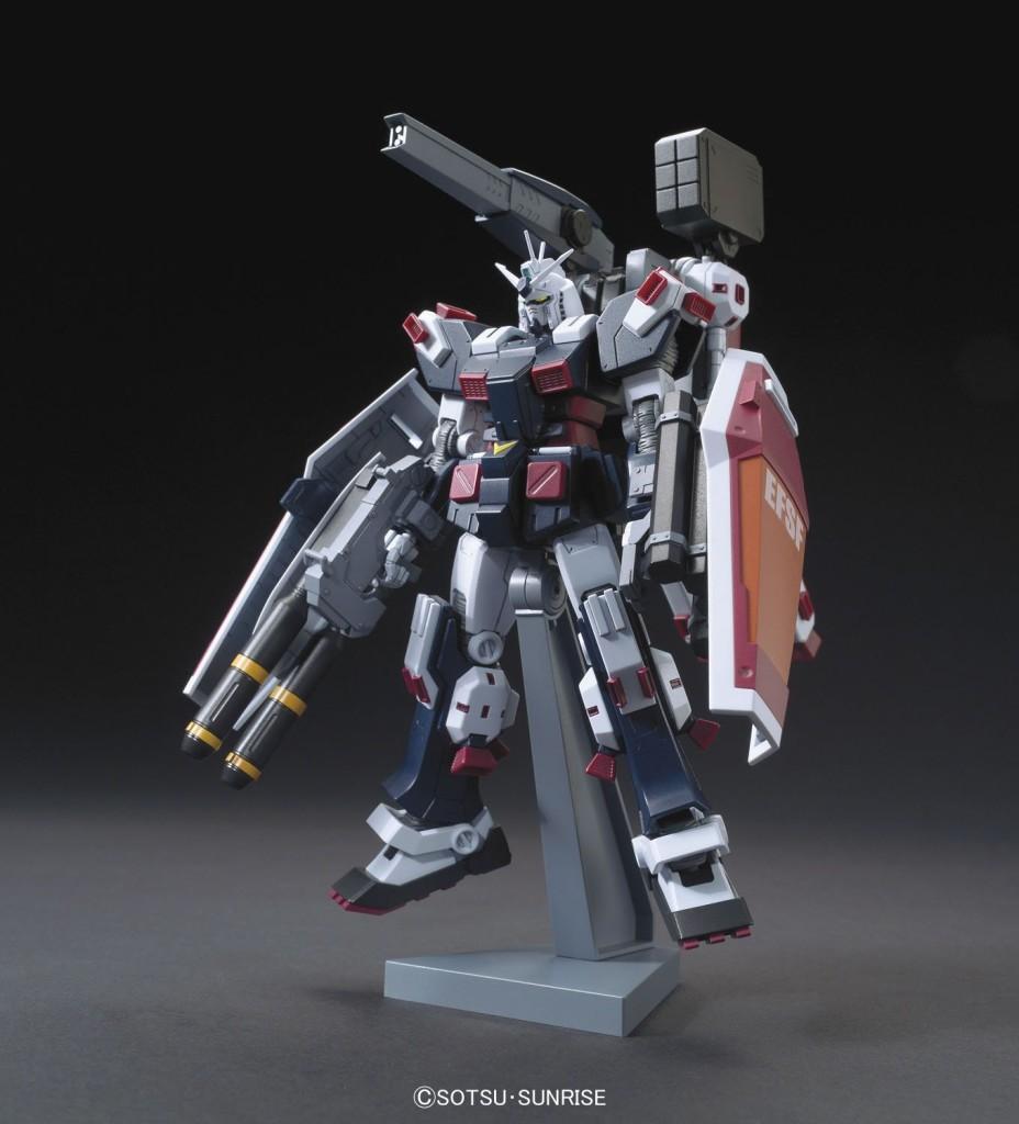 HGGT 1/144 FA-78 FULL ARMOR GUNDAM [Gundam Thunderbolt Ver.]: Just Added No.9 NEW AMAZING Big Size Official Images, Full Info