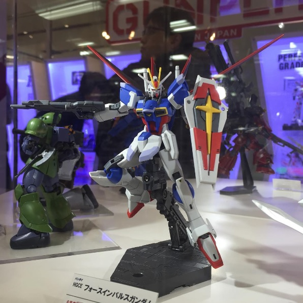 [REPORT] GUNPLA EXPO in UTSUNOMIYA: Upcoming Gunpla, LINKS