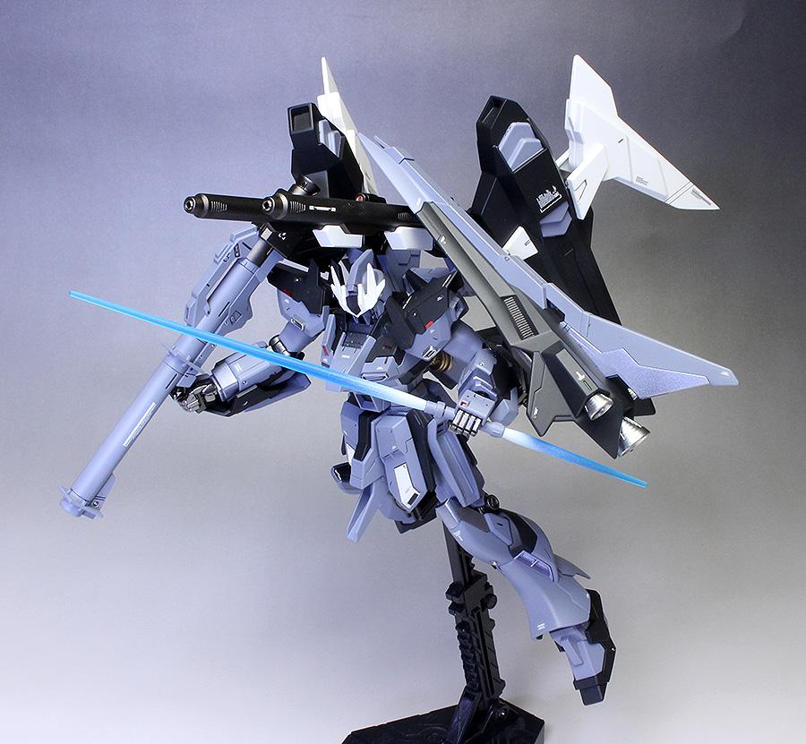 [WORK] Tai's P-Bandai HGBF 1/144 Hi-Nu Gundam Influx. Big Size Images