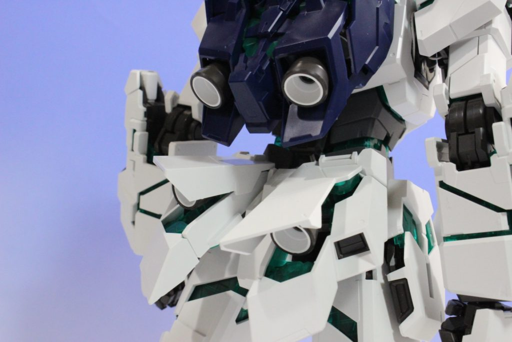 FULL REVIEW P-Bandai PG 1/60 UNICORN GUNDAM [FINAL BATTLE Ver.] A Lot of Big Size Images