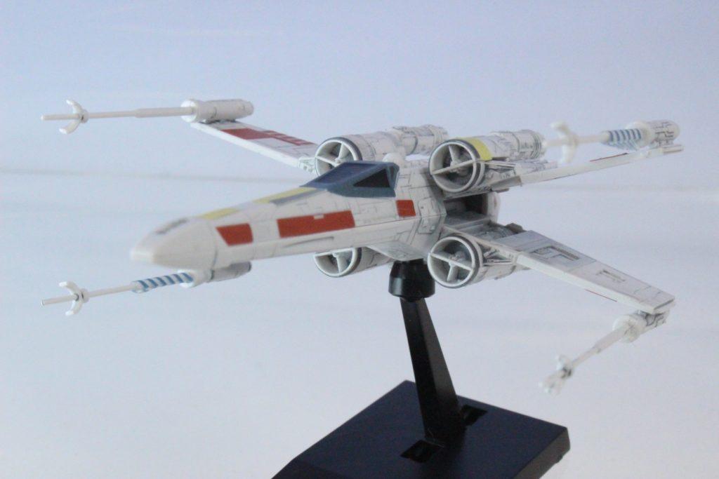 [REVIEW] Bandai x Star Wars: Vehicle Model 002 X-WING STARFIGHTER