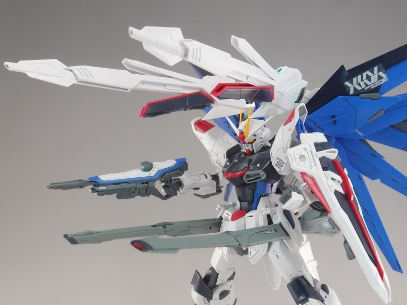 [2nd REVIEW]: MG 1/100 FREEDOM GUNDAM Ver.2.0 by KenBill