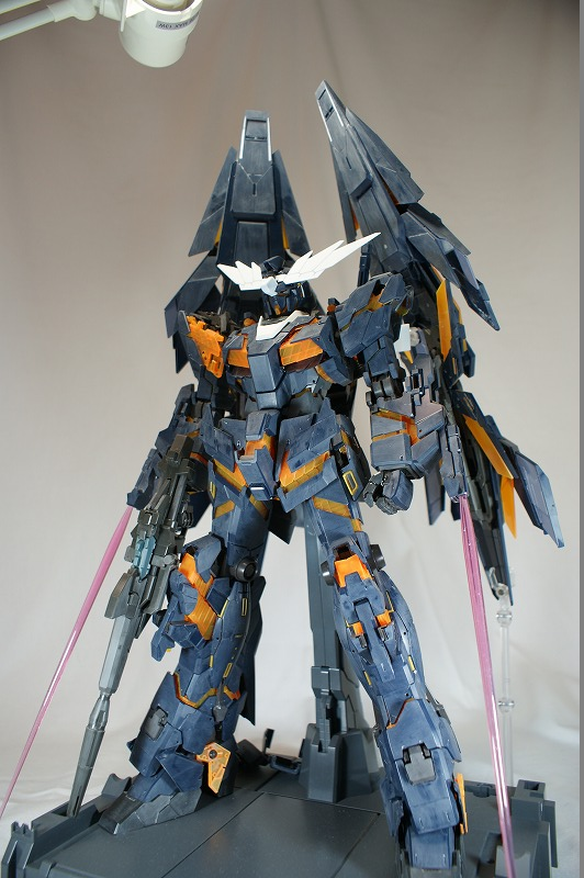 prakiss_garden's REMODELING: PG 1/60 RX-0 Unicorn Gundam 003 PHENEX. Full Photo Review + W.I.P.