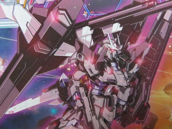 P-Bandai HGBF 1/144 Hi-Nu Gundam Influx
