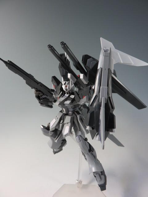 FULL REVIEW: P-Bandai HGBF 1/144 Hi-Nu Gundam Influx