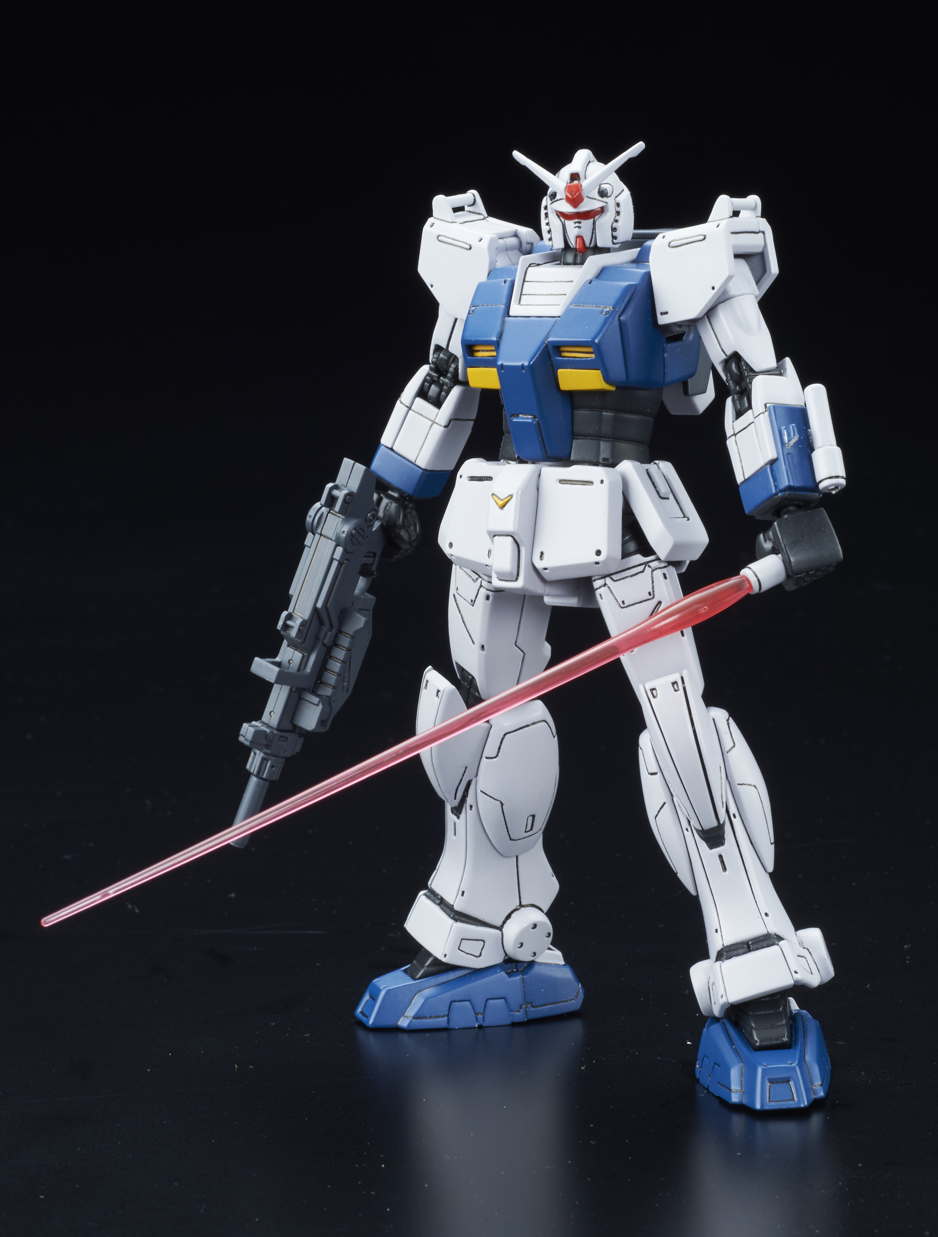 HG 1/144 Gundam The Origin MSD Gundam Ground Type: NEW Official Images, Info Release