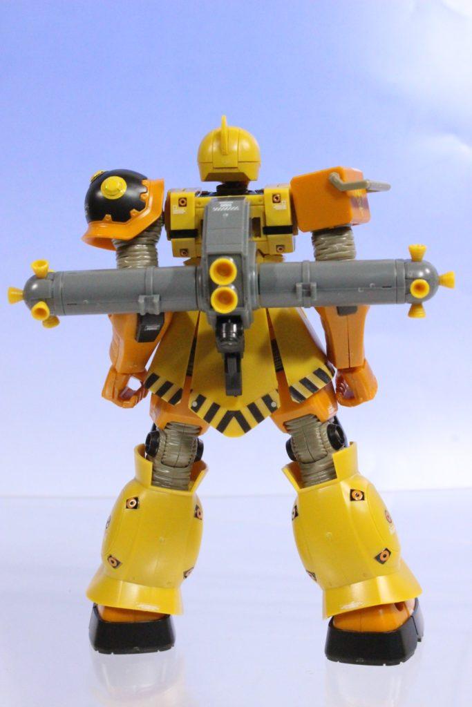 HGGT 1/144 MS-05 ZAKU I Gundam Thunderbolt Ver.