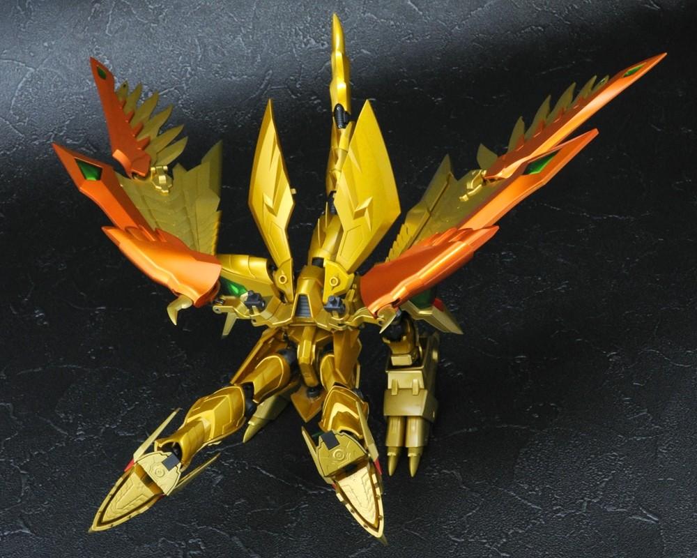 SDX Gold God Superior Kaiser Gundam