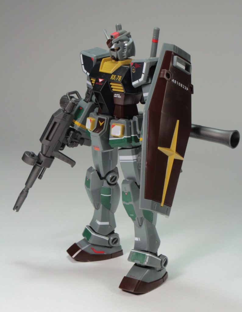 HGUC 1/144 RX-78 GUNDAM (21st Century Real Type Ver.)