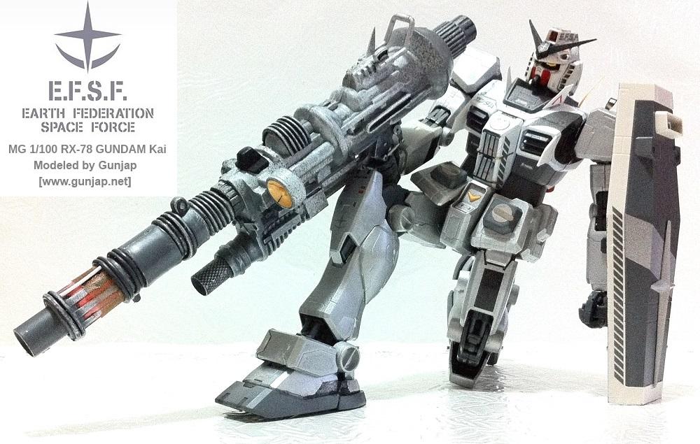 Gundam Kai