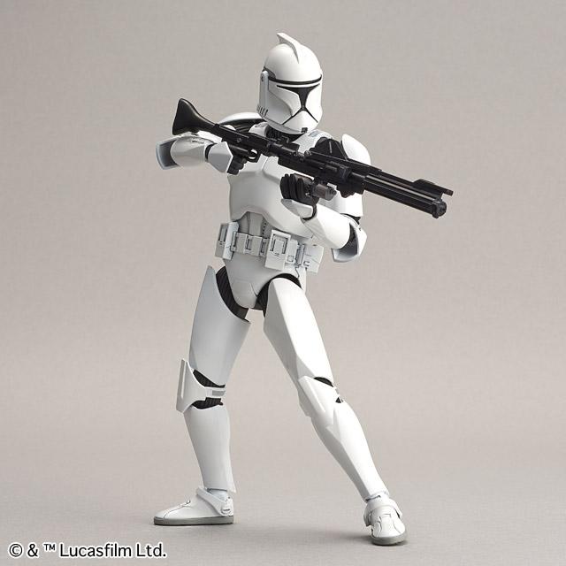 Bandai x Star Wars 1/12 CLONE TROOPER