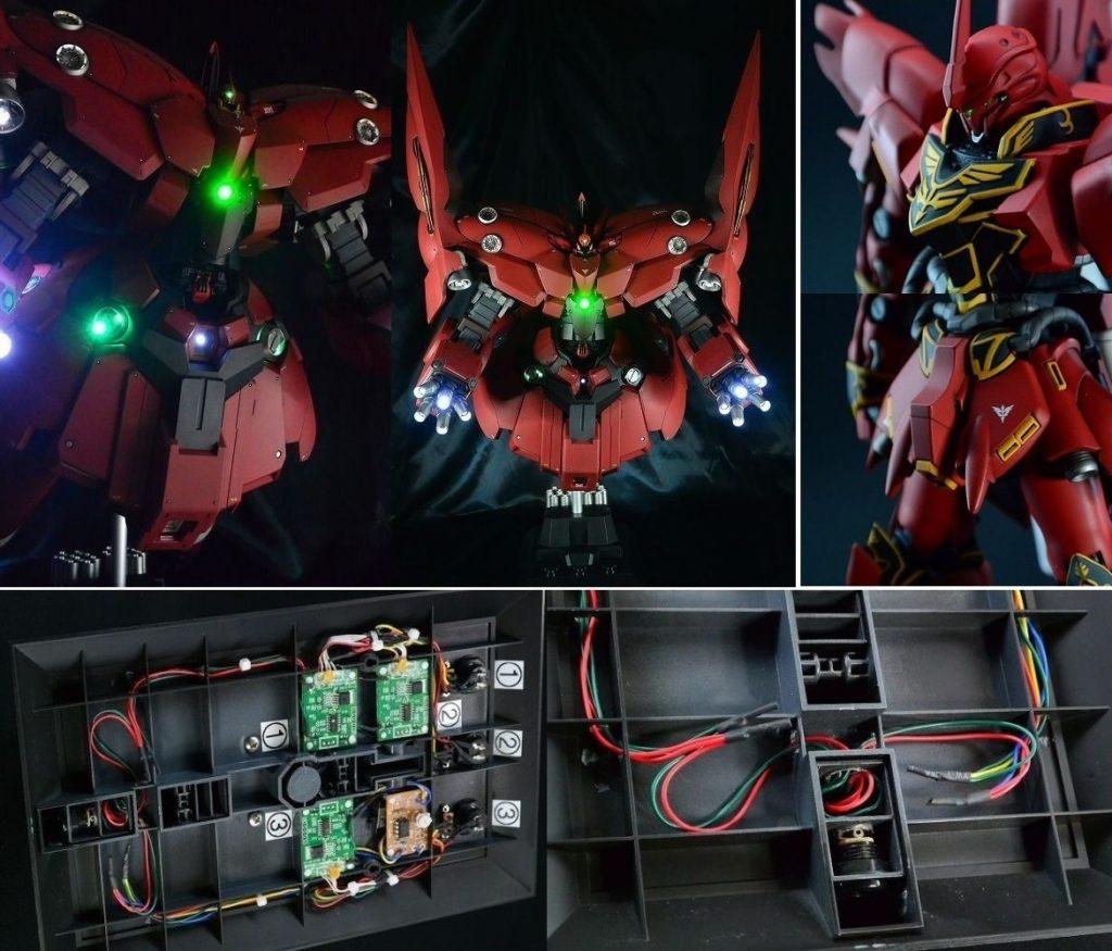 NEO ZEONG FULL LEDs