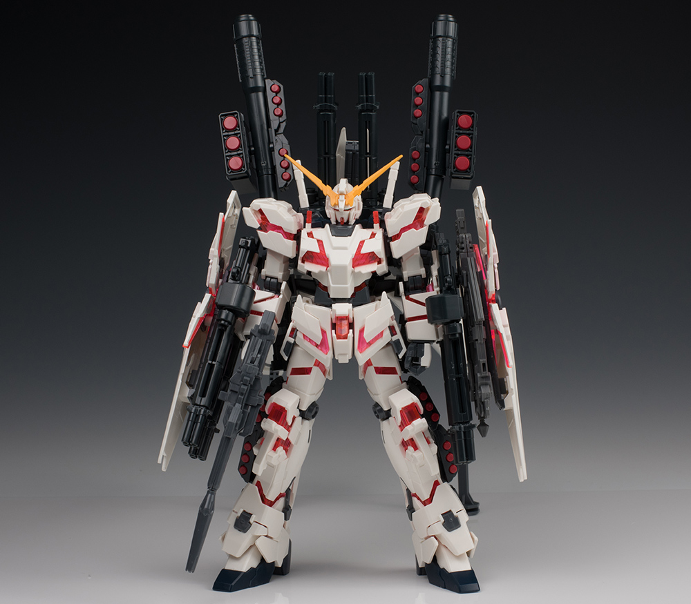 full review hguc 1 144 rx 0 full armor unicorn gundam destroy