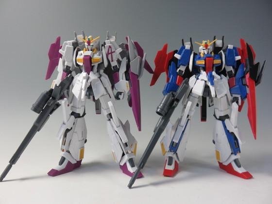Lightning Zeta Gundam Aspros