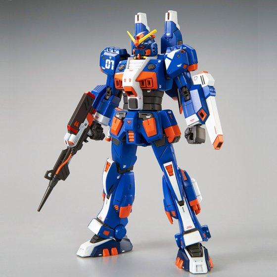 HG GTO MSD RAG-79-G1 Waterproof Gundam (Also called Gundam Marine Type or Gundiver)