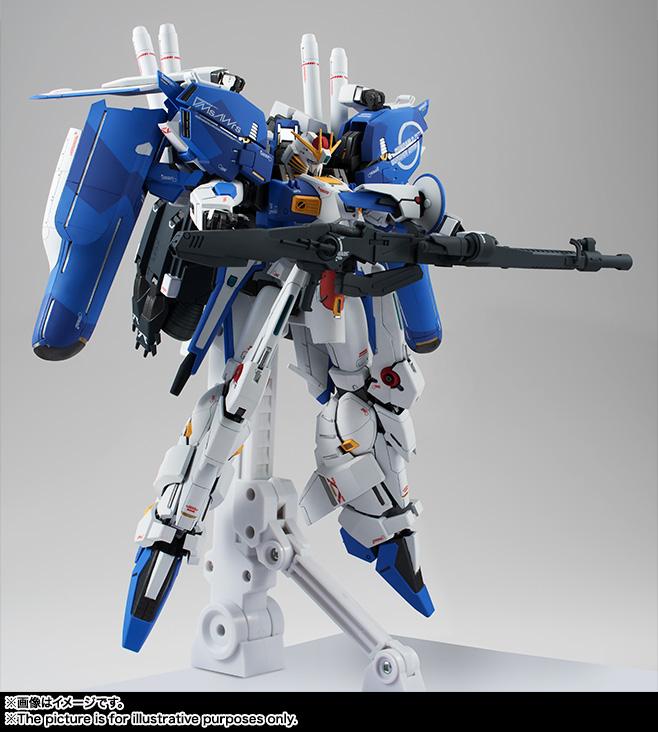 METAL ROBOT魂(Ka signature) Ex-S GUNDAM