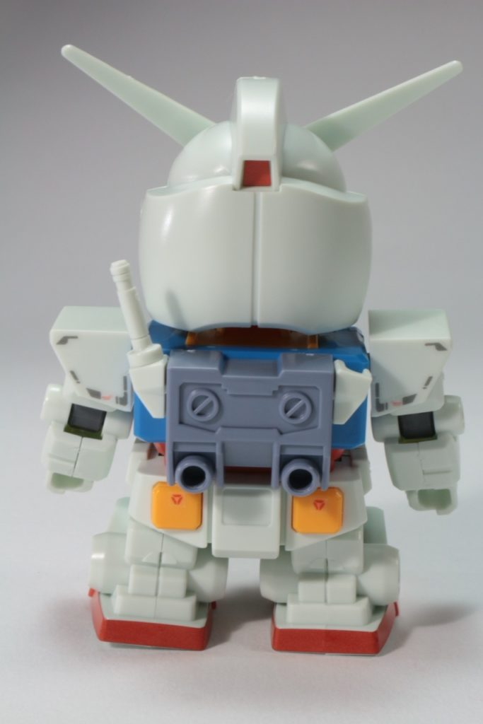 REVIEW SD RX-78-2 Gundam Ver.G30th REAL GRADE 1/1 Gundam Project