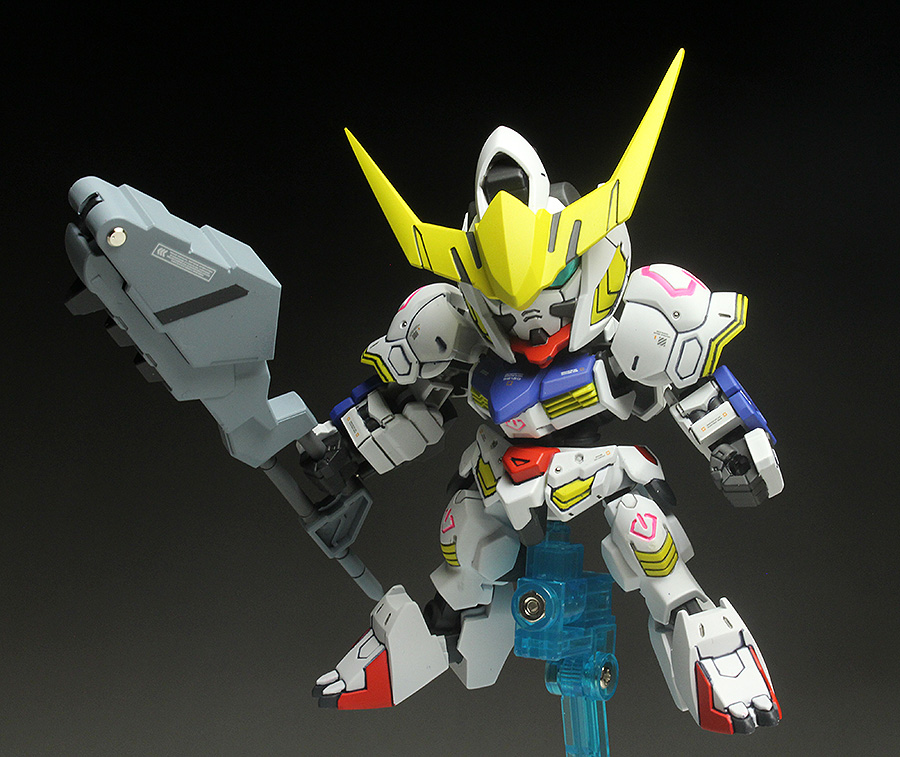 GUNDAM BARBATOS DX