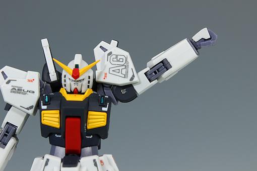 ROBOT魂 Ka signature FULL ARMOR GUNDAM Mk-II