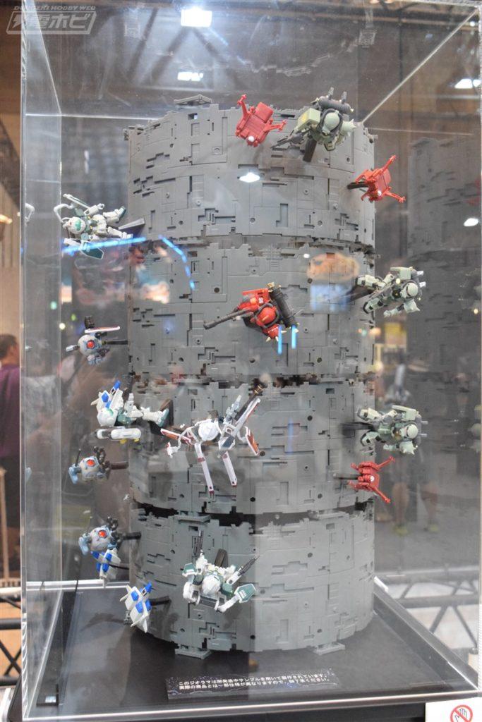 C3 TOKYO 2016 BANPRESTO Photoreport: Gundam