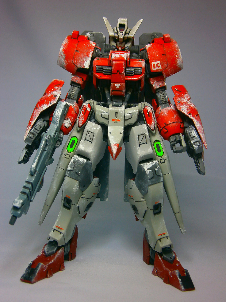 HGIBO 1/144 ASW-G-29-03 Gundam Astaroth Unit 03 GEMINUS