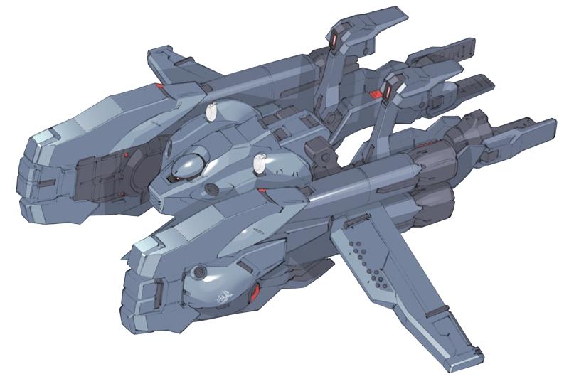 [A.O.Z Re-Boot] AMX-008M GA-ZOWMN MARINE TYPE