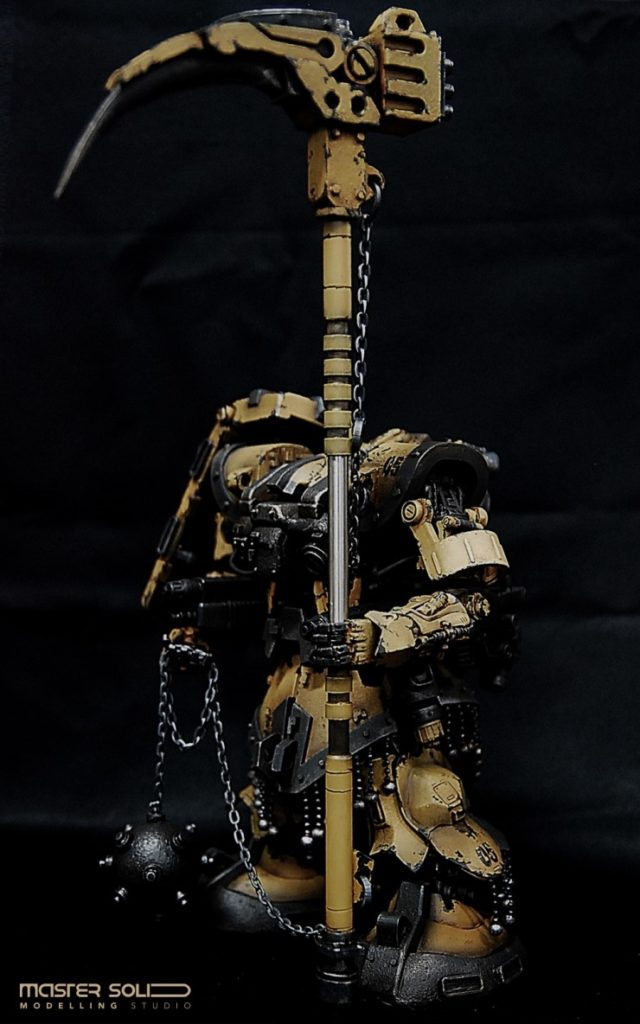 SAND REAPER (Dom Mixing Build)